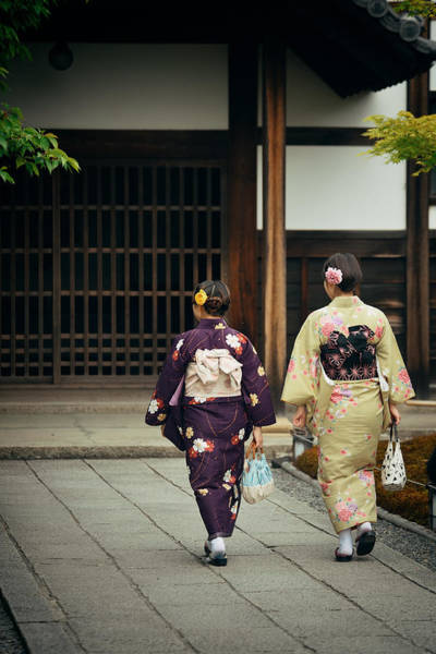 Photograph - Kyoto by Songquan Deng