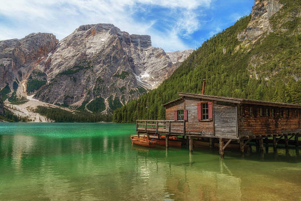Wall Art - Photograph - Lago Di Braies - Italy by Joana Kruse