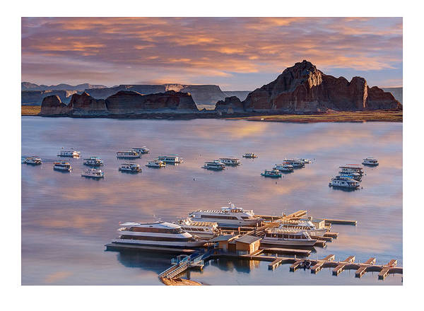 Wall Art - Photograph - Lake Powell Utah by Douglas Pulsipher
