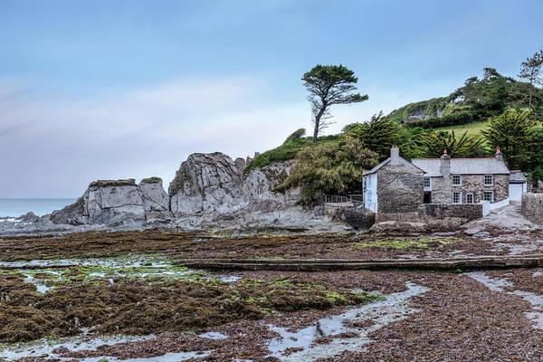 North Devon Wall Art - Photograph - Lee Bay - England by Joana Kruse