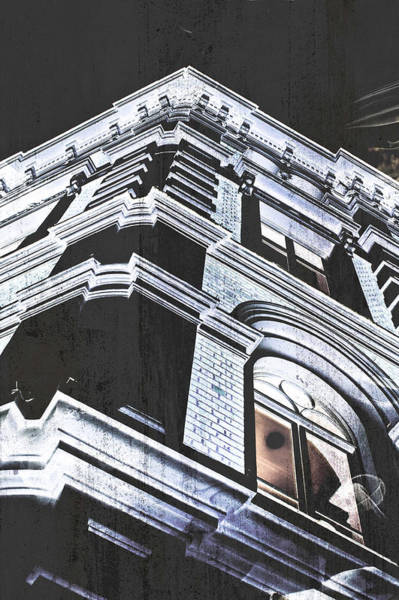 Baroque Photograph - London Building by Tom Gowanlock
