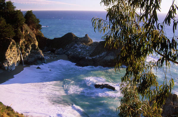 Wall Art - Photograph - Mcway Falls by Soli Deo Gloria Wilderness And Wildlife Photography