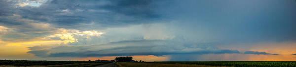 Photograph - Mid Season Nebraska Supercell by NebraskaSC