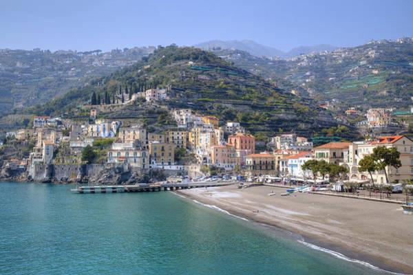 Wall Art - Photograph - Minori - Amalfi Coast by Joana Kruse