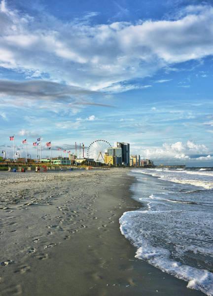Wall Art - Photograph - Myrtle Beach South Carolina by Brendan Reals