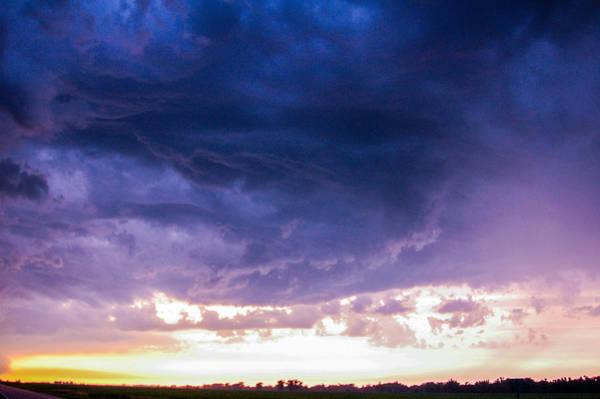 Photograph - Nebraska Hp Supercell by NebraskaSC