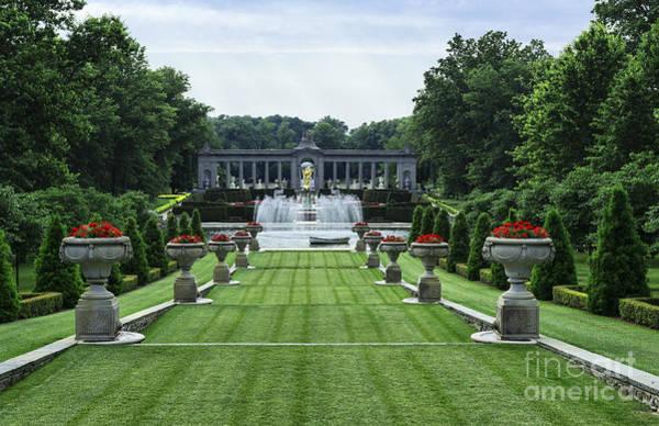 Richard Morris Hunt Wall Art - Photograph - Nemours Mansion And Gardens by John Greim
