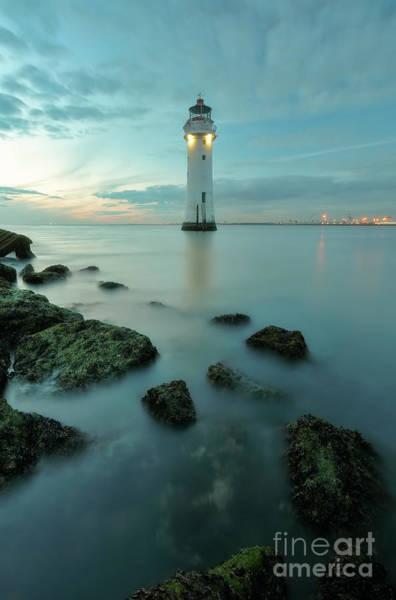 Photograph - New Brighton Lighthouse by Mariusz Talarek