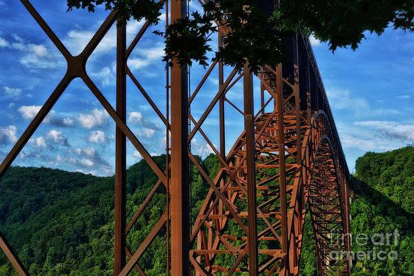 Wall Art - Photograph - New River Gorge Bridge by Thomas R Fletcher