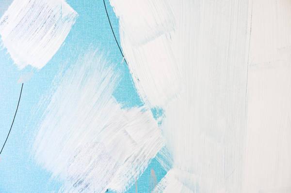 Wall Art - Photograph - Paint Marks by Tom Gowanlock