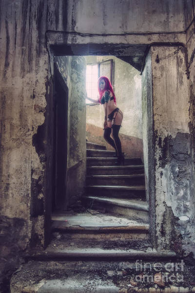 Photograph - Pretty Things Are Going To Hell by Traven Milovich