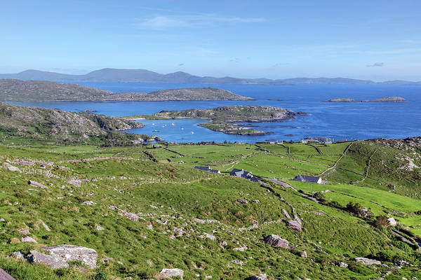 Abbey Photograph - Ring Of Kerry - Ireland by Joana Kruse