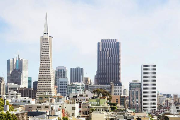 Photograph - San Francisco Skyline by Didier Marti