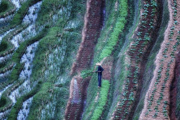 Laos Photograph - Sapa - Vietnam by Joana Kruse
