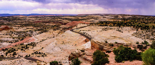 Highway 12 Wall Art - Photograph - Scenic Byway 12 - Along The Highway - Southern Utah by Jon Berghoff
