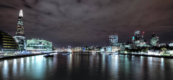 Wall Art - Photograph - Skyline Of London by Joana Kruse