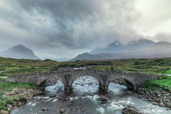 Wall Art - Photograph - Sligachan - Isle Of Skye by Joana Kruse