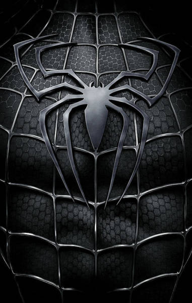 Spider-man 3 2007 Art Print