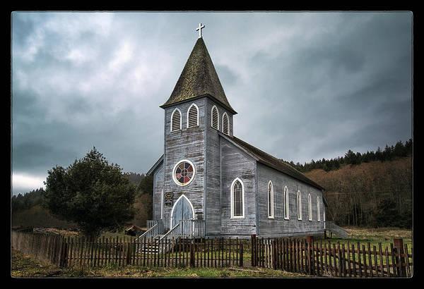 Wall Art - Photograph - St Mary's Church  by Robert Fawcett
