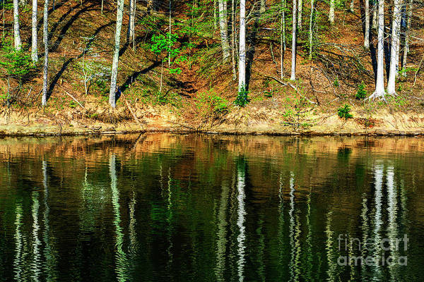 Photograph - Stonewall Jackson Lake by Thomas R Fletcher