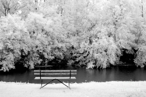 Wall Art - Photograph - The Bench by Paul W Faust - Impressions of Light