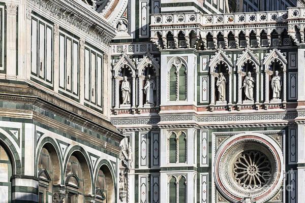 Duomo Di Firenze Wall Art - Photograph - The Duomo by John Greim
