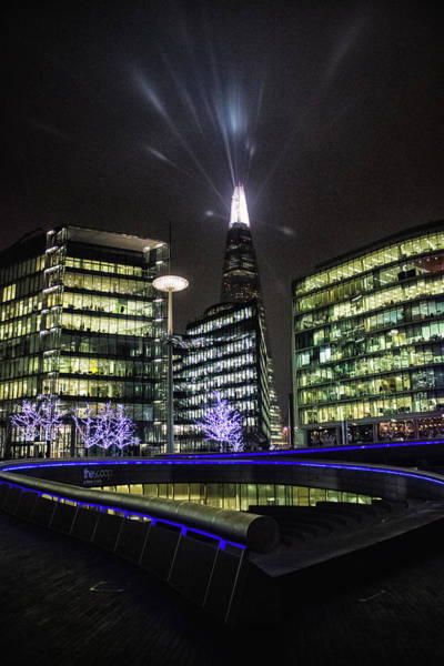 Shattered Photograph - The Shard by Martin Newman