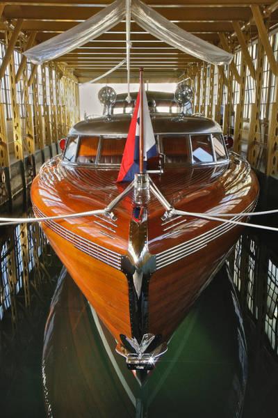 Photograph - Thunderbird Boathouse by Steven Lapkin