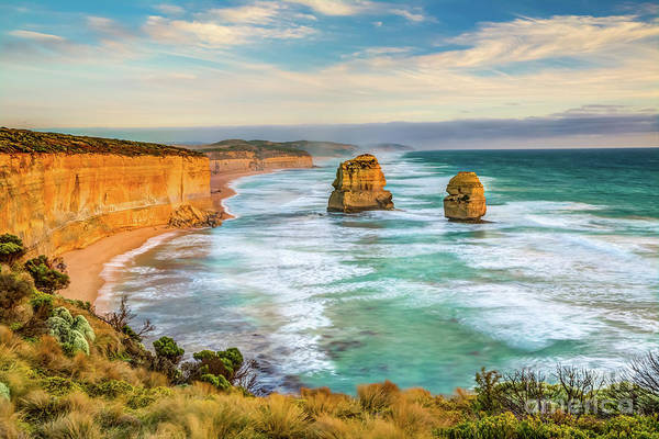 Photograph - Twelve Apostles by Benny Marty