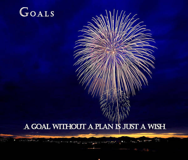 Digital Art - Goals I by  Newwwman