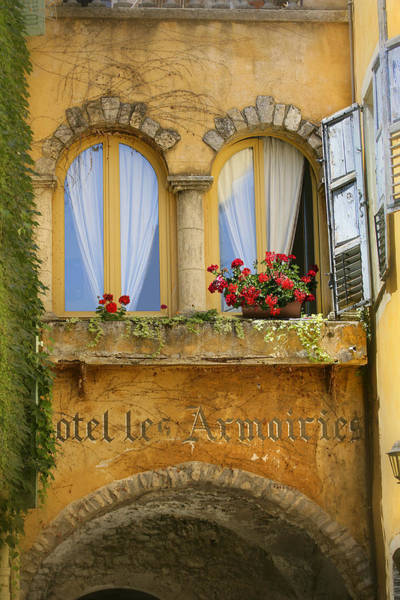 Window Box Photograph - Untitled by MGL Meiklejohn Graphics Licensing
