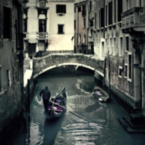 Gondola Photograph - Venezia by Joana Kruse