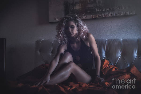 Photograph - Veronica by Traven Milovich