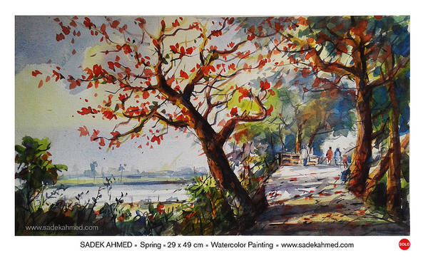 Bangladesh Painting - Beautiful Bangladesh by Artists of Bangladesh