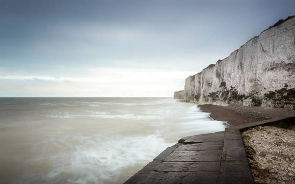 Wall Art - Photograph - White Cliffs Of Dover by Ian Hufton