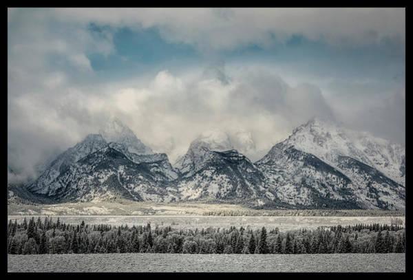 Wall Art - Photograph - Winter Beauty by Robert Fawcett
