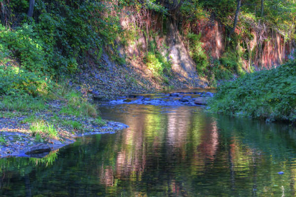 Photograph - $250 - 16x20 Canvas -  West Fork Fantasy by Tam Ryan