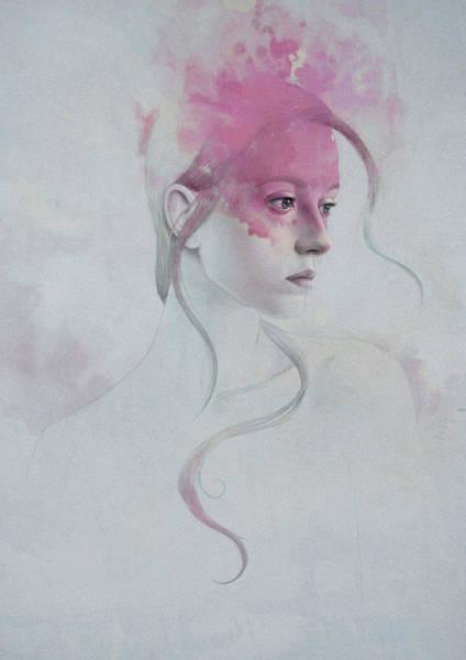 Hair Digital Art - 406 by Diego Fernandez