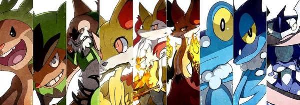 Pokemon Wall Art - Digital Art - 41912 Pokemon by Mery Moon
