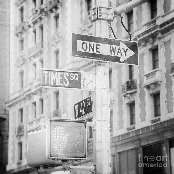 Photograph - 42nd Street by Scott Kemper