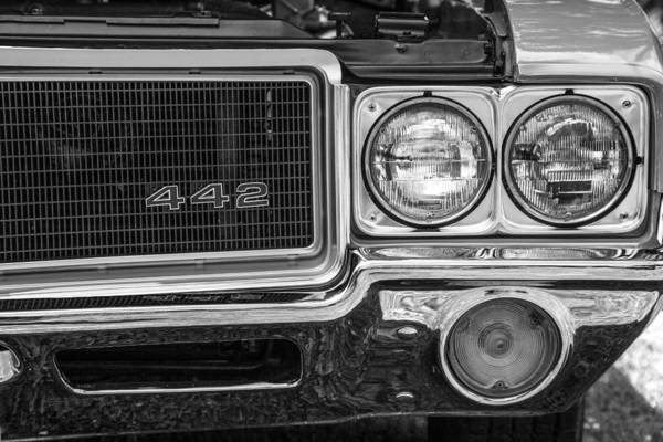 Oldsmobile 442 Wall Art - Photograph - 442 by Karol Livote