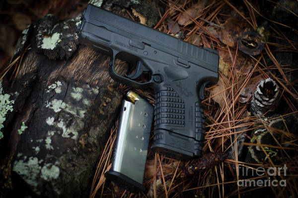 Photograph - 45 Acp Pocket Carry by Dale Powell