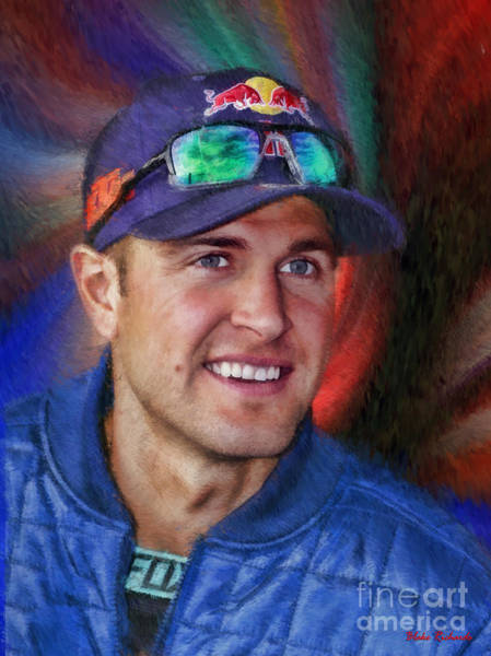 Photograph - 450 Supercross Ryan Dungey by Blake Richards