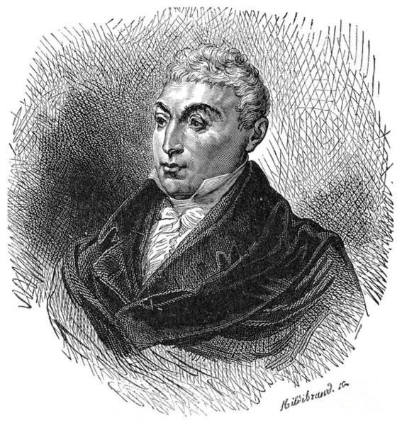 Drawing - Marquis De Lafayette  by Granger