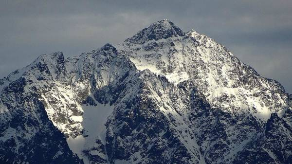 Wall Art - Photograph - Mountain by FL collection
