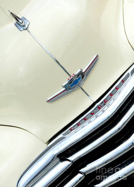 General Motors Company Wall Art - Photograph - 47 Chevrolet Saloon by Tim Gainey