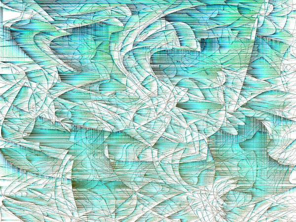 Wall Art - Digital Art - 4x3.95-#rithmart by Gareth Lewis