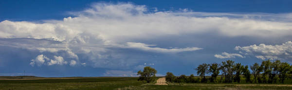 Photograph - 8th Storm Chase 2015 by Dale Kaminski
