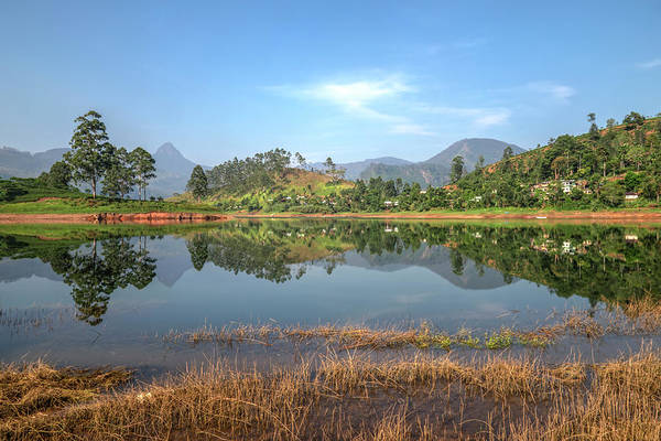 Holy Land Photograph - Adam's Peak - Sri Lanka by Joana Kruse