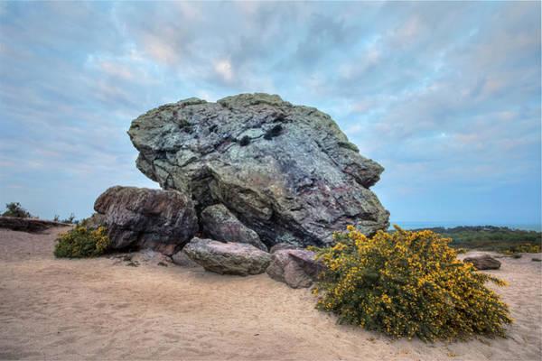 Studland Photograph - Agglestone Rock - England by Joana Kruse